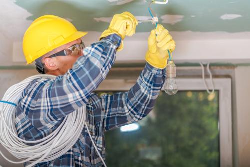 her ses en elektriker i københavn med fokus på kvalitet og sikkerhed